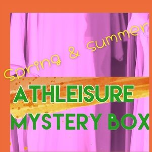 Spring&Summer Workout/chill out  Mystery Box🌻